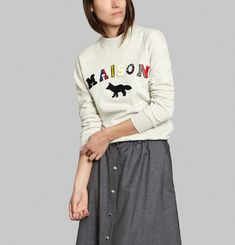 Sweatshirt Maison Fox