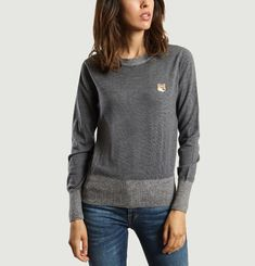 Renard Wool Jumper