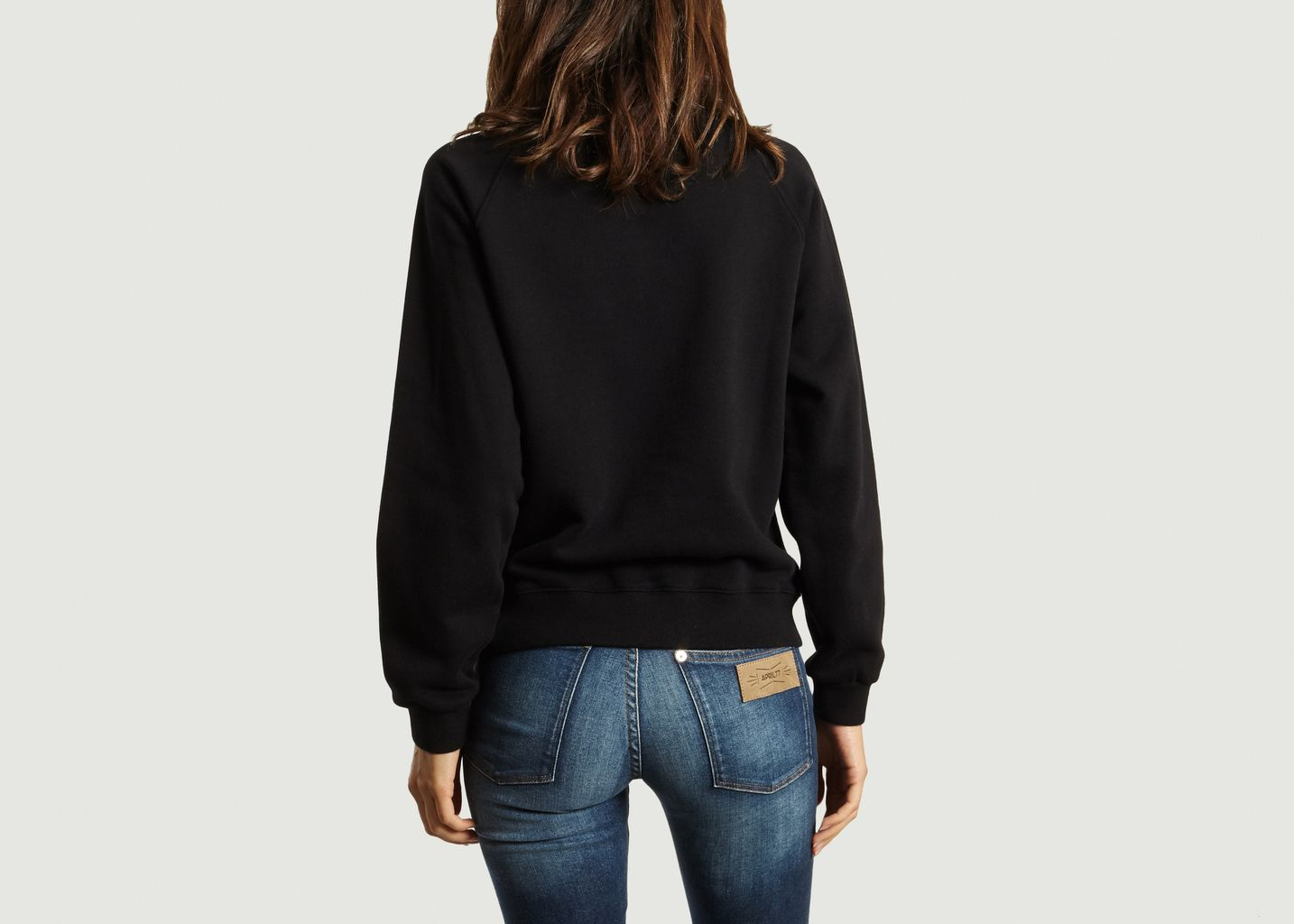 Sweatshirt Pixels Renard - Maison Kitsuné