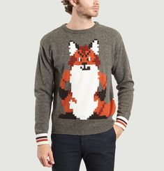 Pixel Fox Jumper