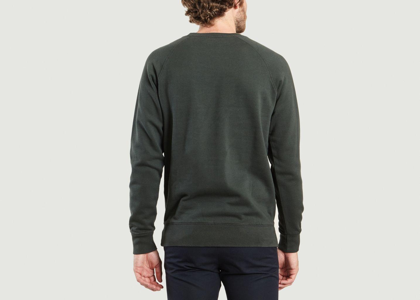 Sweatshirt Parisien - Maison Kitsuné