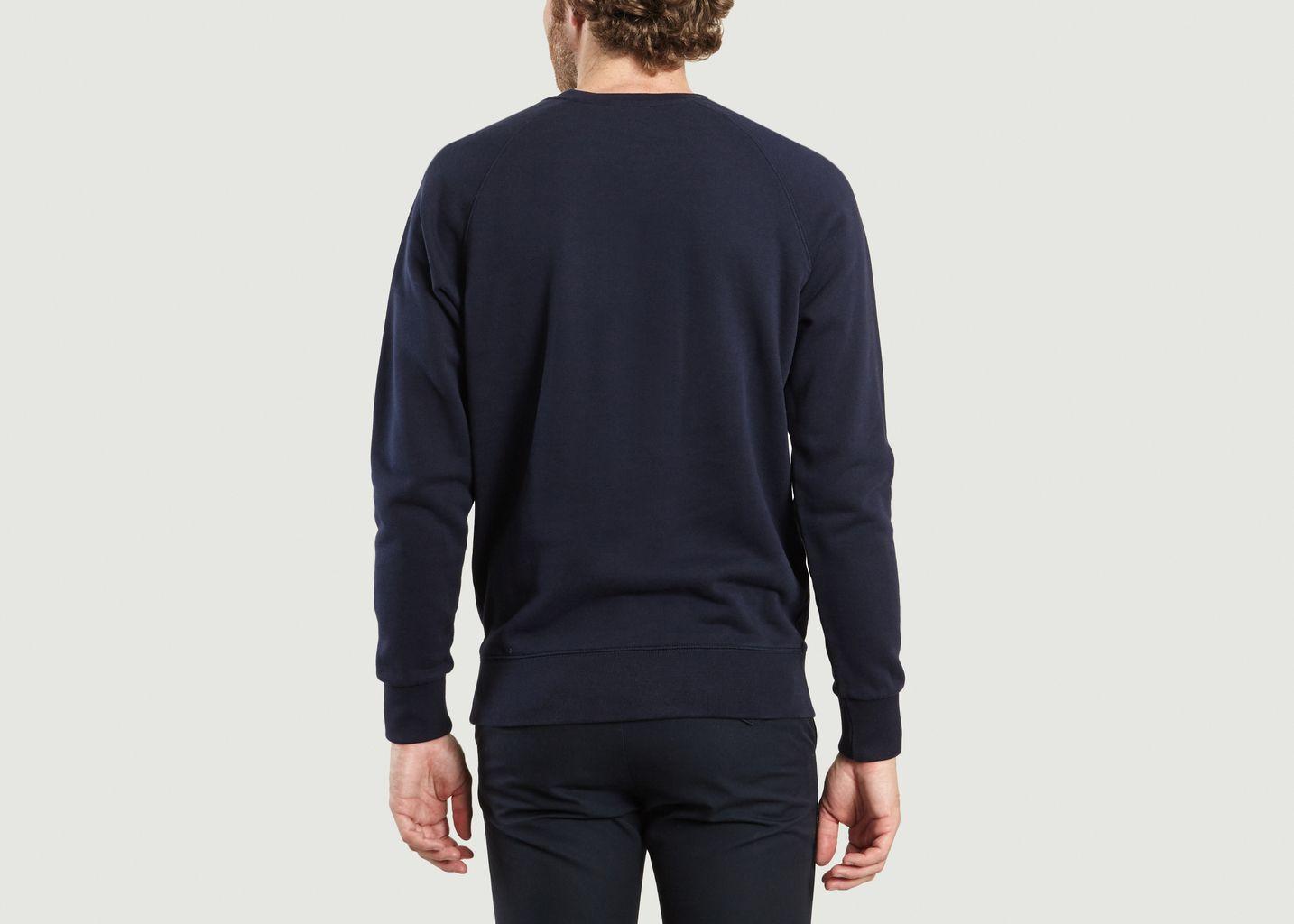 Sweatshirt Renard Brodé - Maison Kitsuné