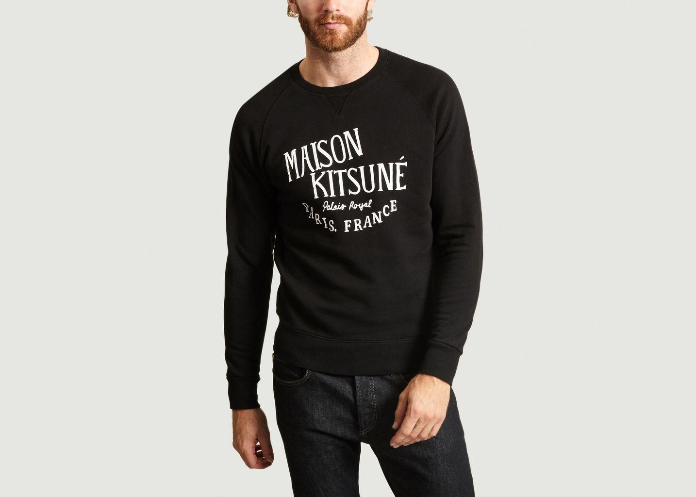 Sweatshirt MK - Maison Kitsuné