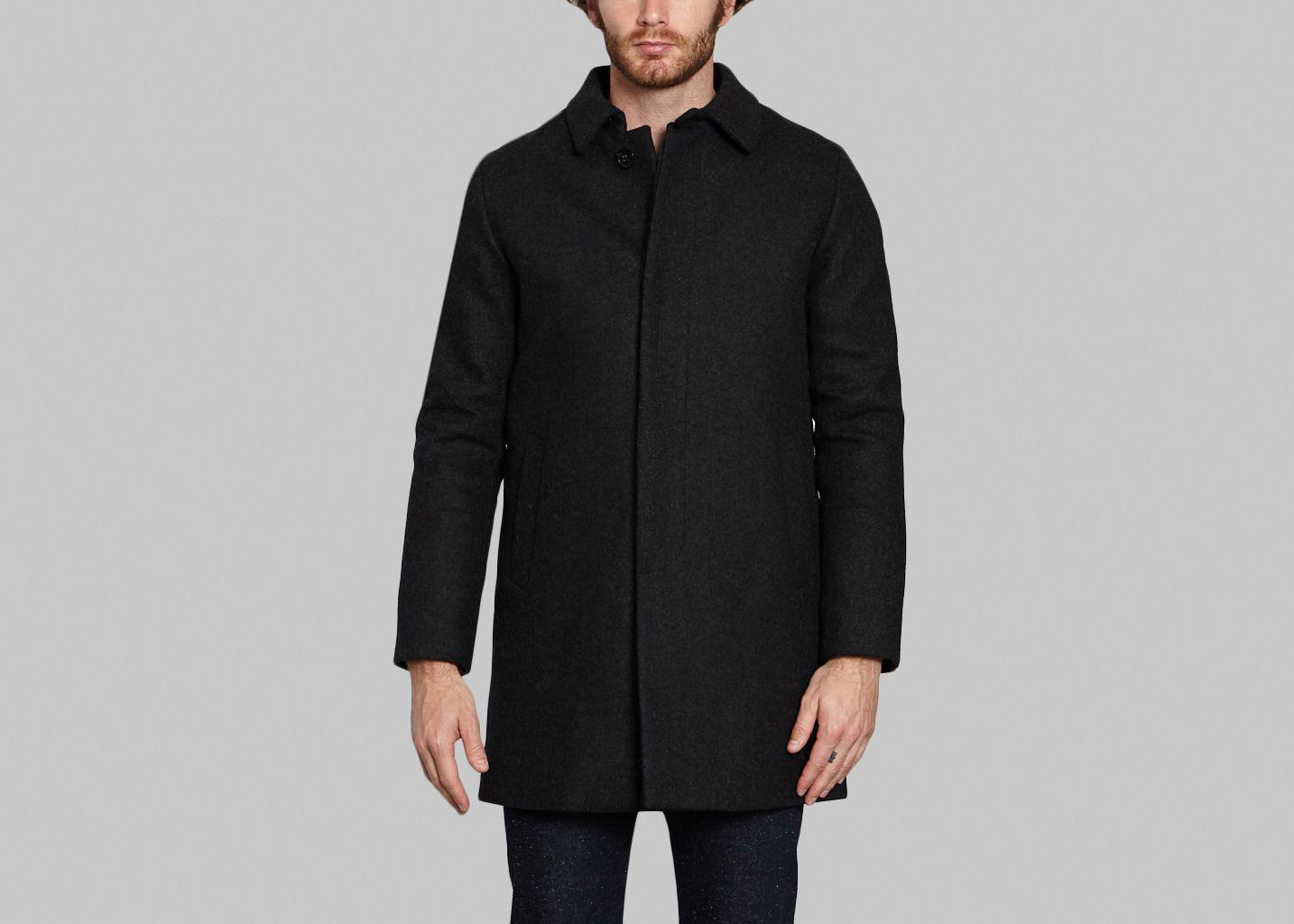Manteau Classique - Maison Kitsuné