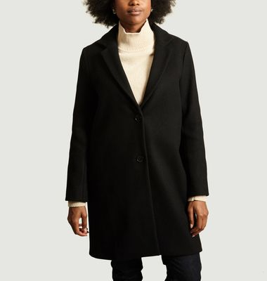Classic Two Button Coat