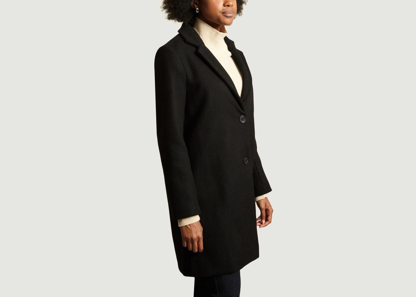 Manteau Classique A 2 Boutons - Maison Kitsuné