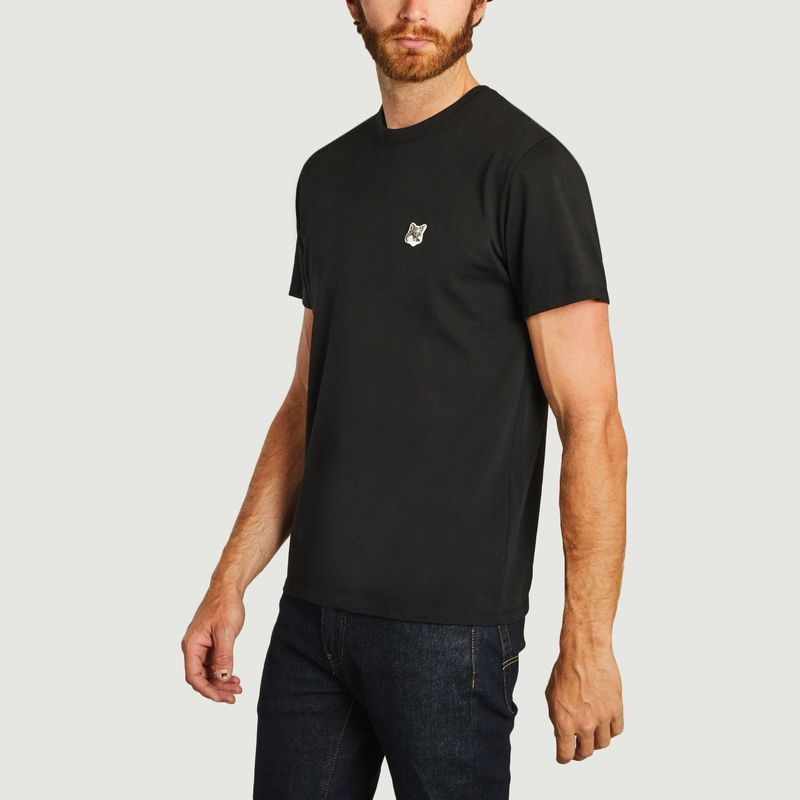 T-shirt logo - Maison Kitsuné
