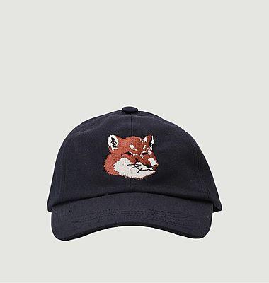 Casquette Fox Head brodé
