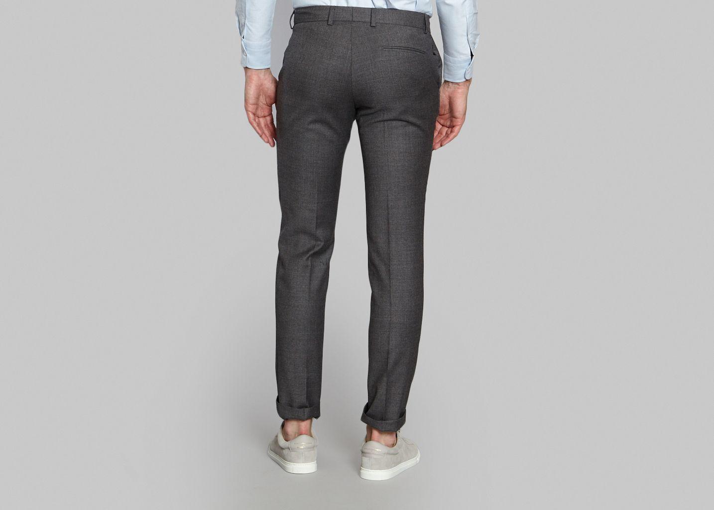 Pantalon Flanelle - Maison Kitsuné