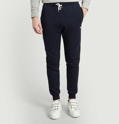 Fox Embroidered Sweatpants