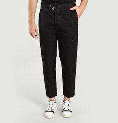 Chequered City Pants