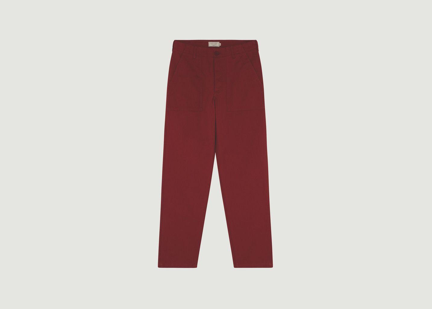 Pantalon Worker - Maison Kitsuné