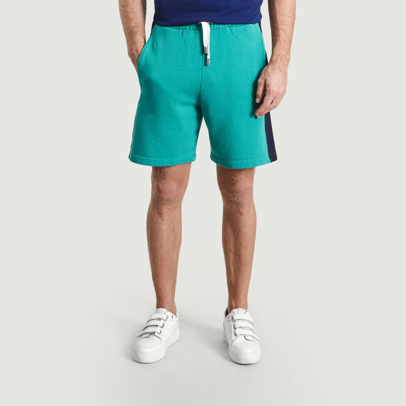 Short Color-Block - Maison Kitsuné