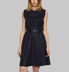 Haya Pinafore Dress