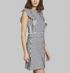 Robe Stripe Loop