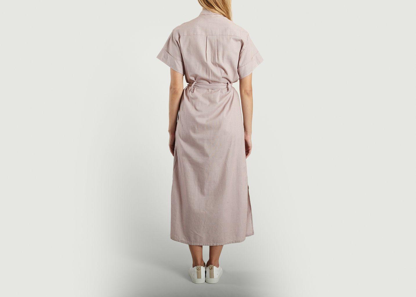 Robe Longue  Isabella - Maison Kitsuné