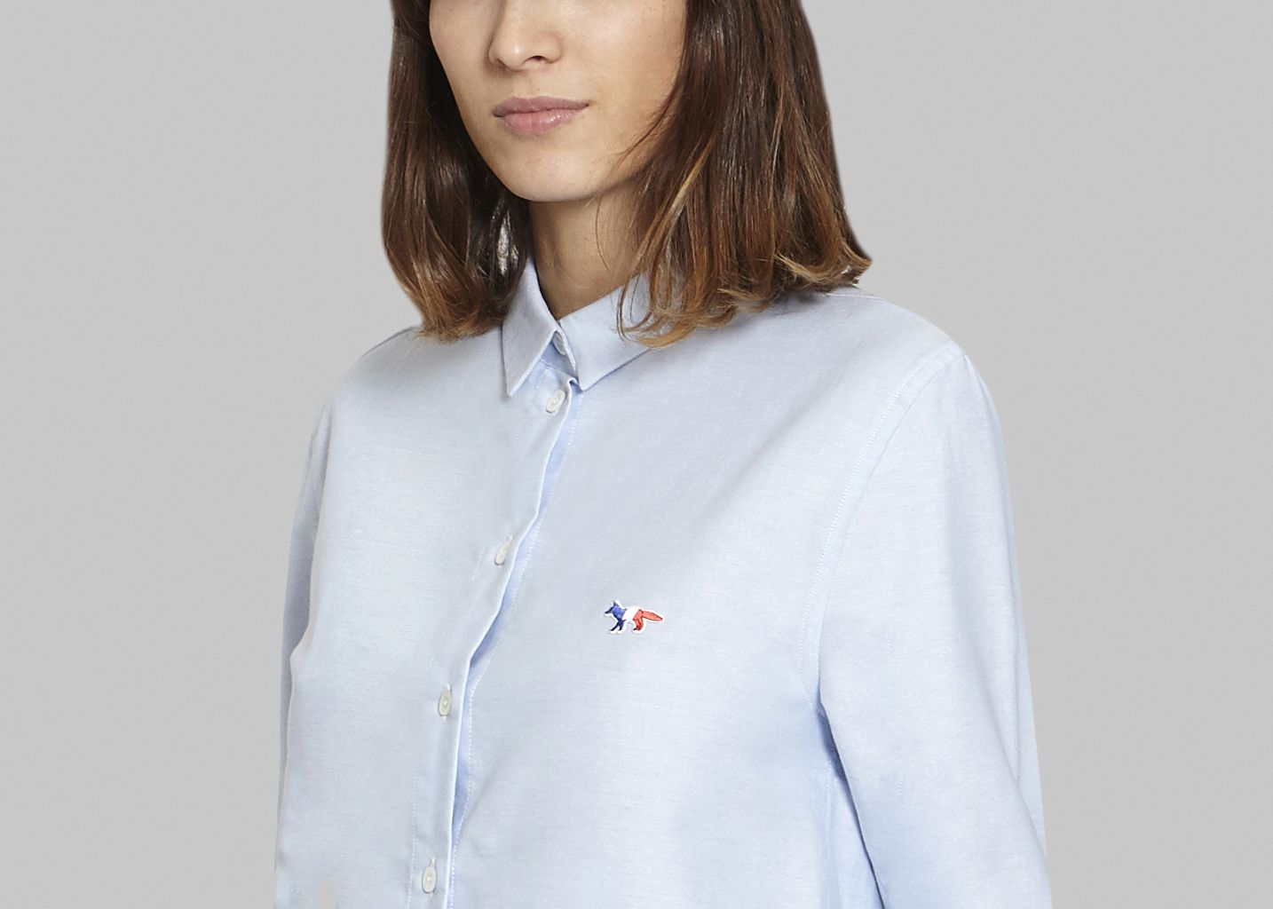 Classic Shirt - Maison Kitsuné