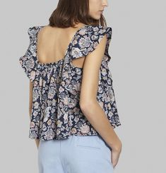 Camille Liberty Top