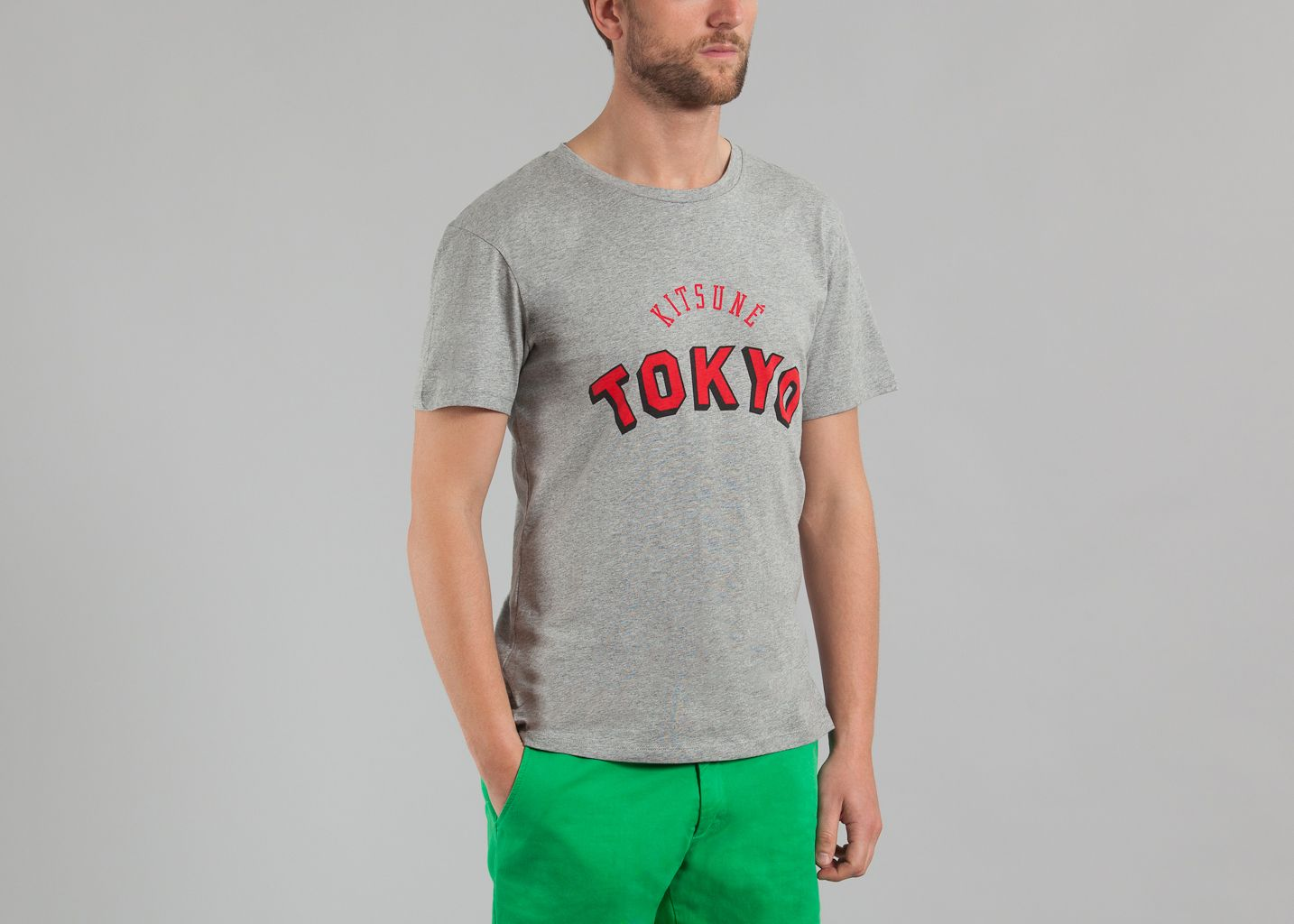 Tshirt Tokyo - Maison Kitsuné