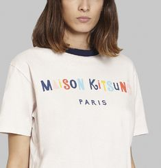 Tshirt Maison Kitsuné Party