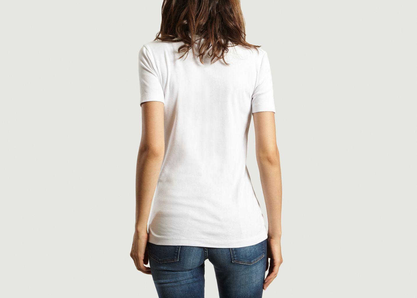 T-Shirt Renard - Maison Kitsuné