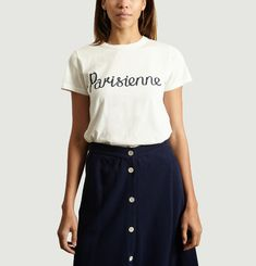 T-Shirt Parisienne