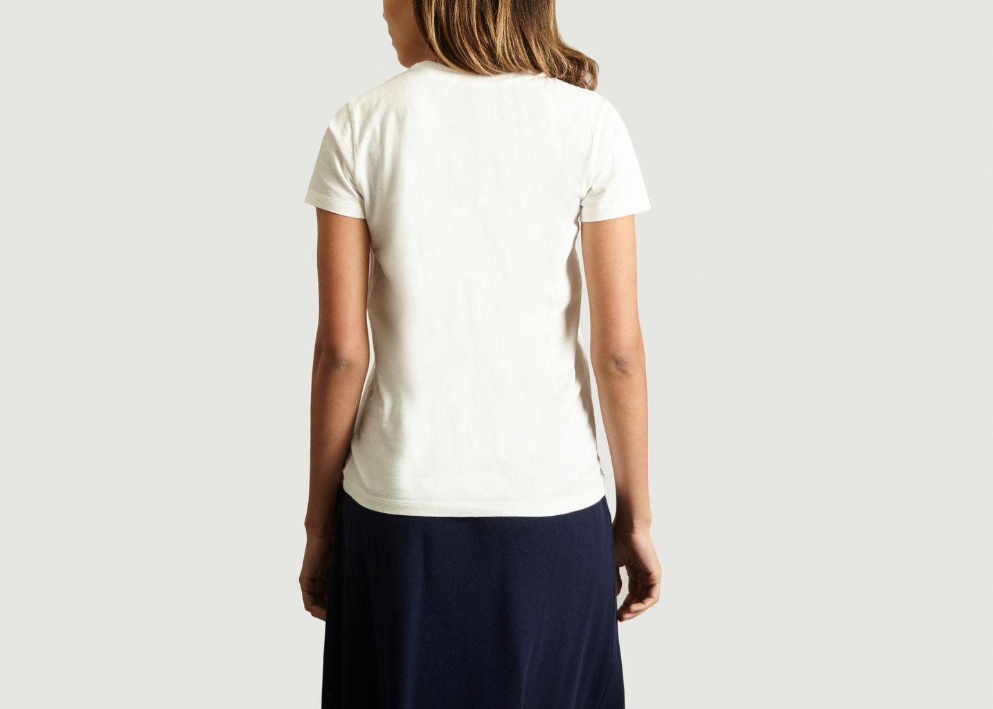 T-Shirt Parisienne - Maison Kitsuné