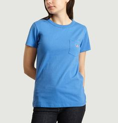 T-Shirt Tricolor Fox Patch