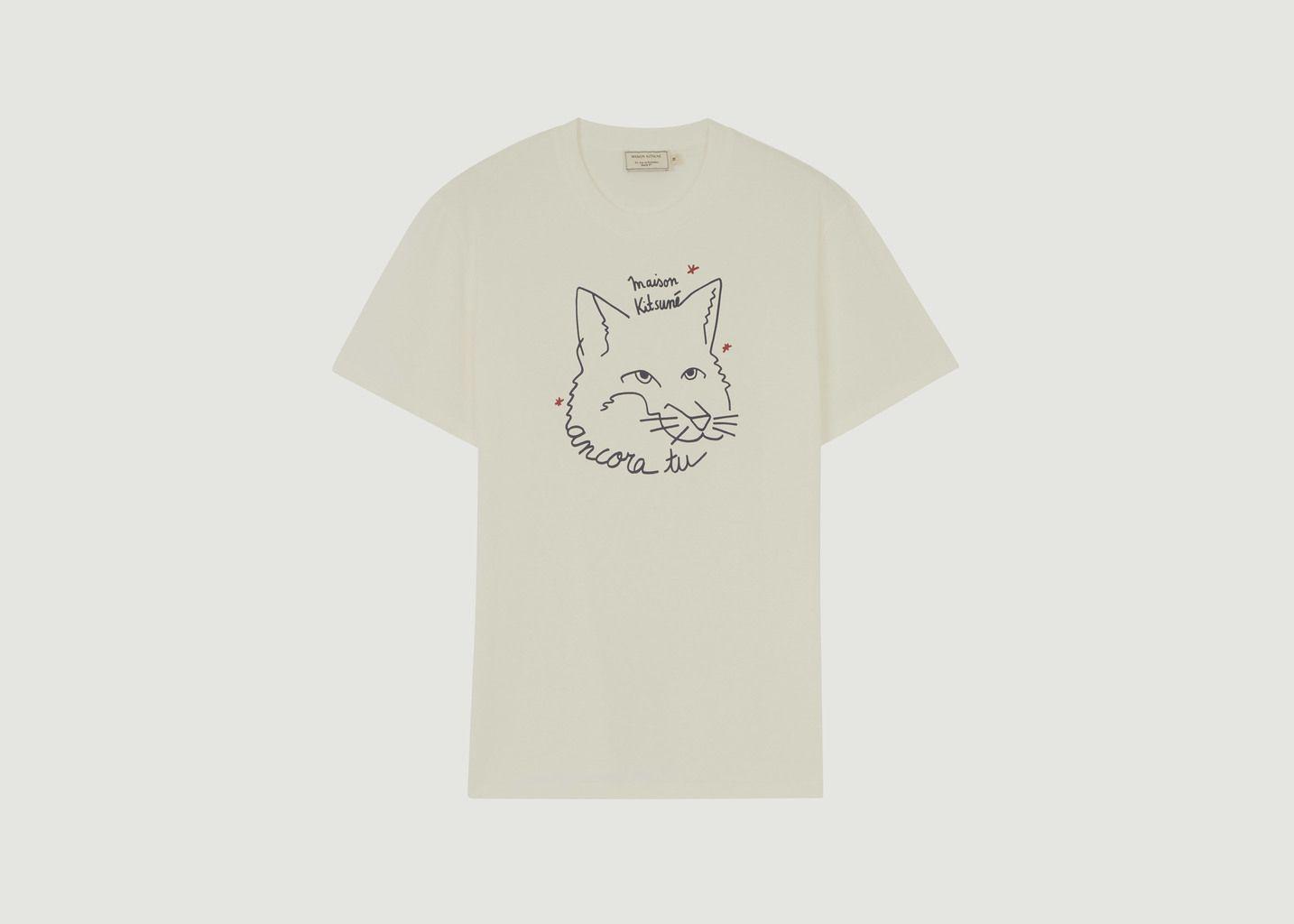 T-Shirt Ancora TU - Maison Kitsuné