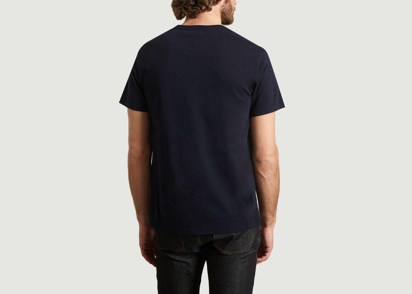 T-Shirt Resting Fox - Maison Kitsuné