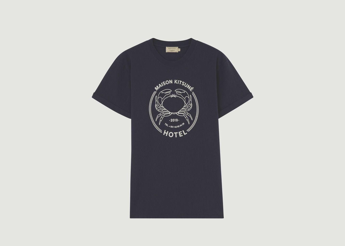 T-Shirt Hôtel Maison Kitsuné - Maison Kitsuné