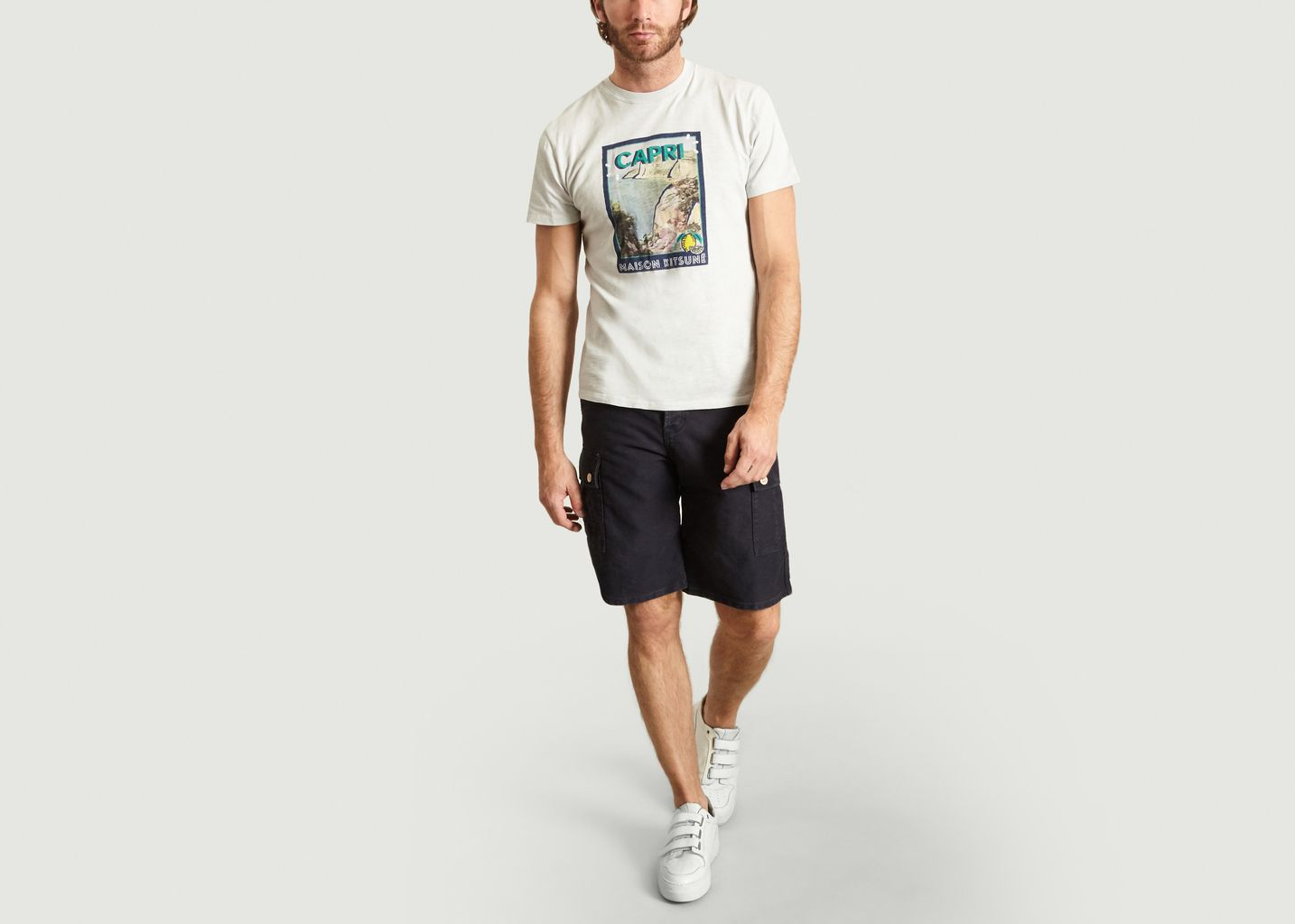T-Shirt Locandina - Maison Kitsuné