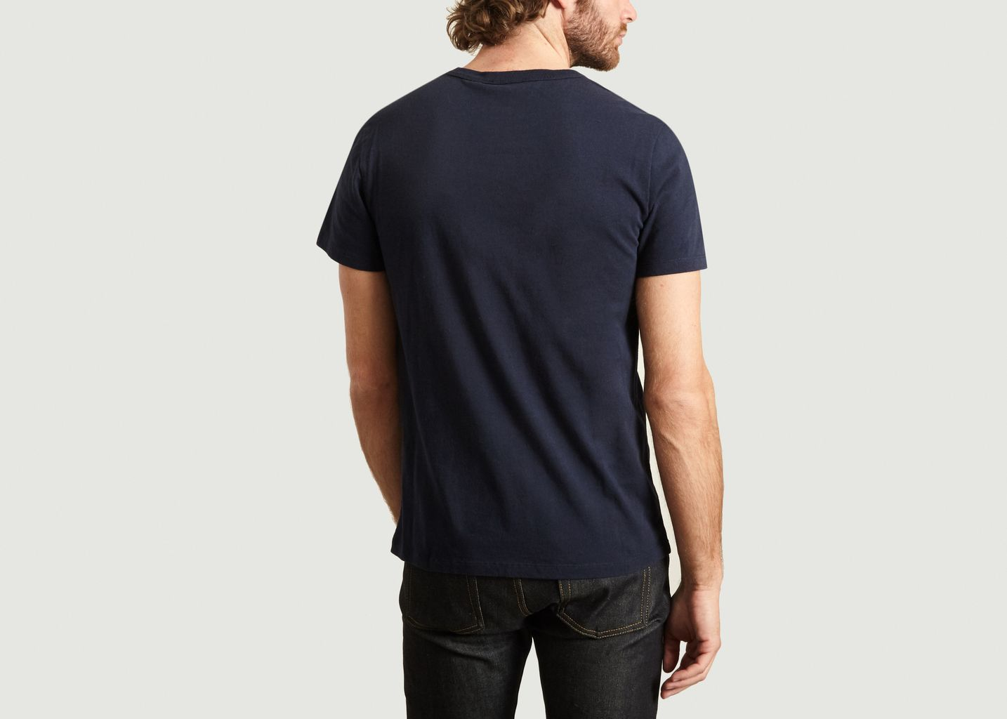 T-Shirt Parisien - Maison Kitsuné