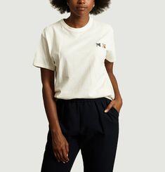 T-Shirt Brodé Renards
