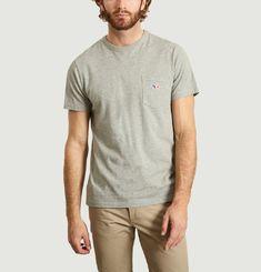 T-Shirt A Poche Siglée
