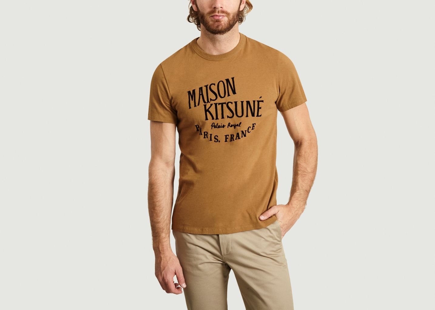 T-Shirt Logotypé Palais Royal - Maison Kitsuné