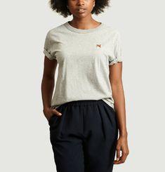 T-Shirt Chiné Siglé