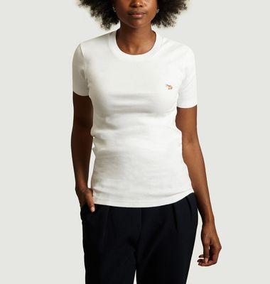 T-Shirt Ajusté Siglé