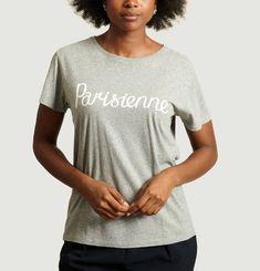 T-Shirt Lettrage Parisienne