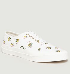 Sneakers Limone Imprimé All-Over