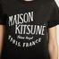 matière T-shirt Palais Royal - Maison Kitsuné