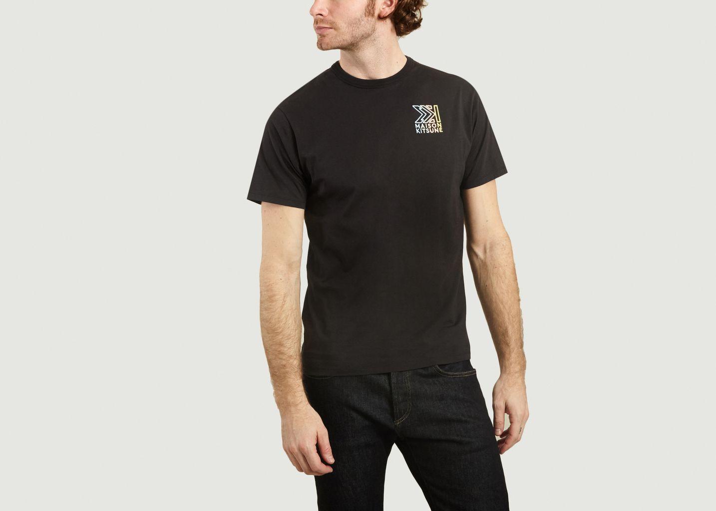 T-Shirt Monogramme MK - Maison Kitsuné