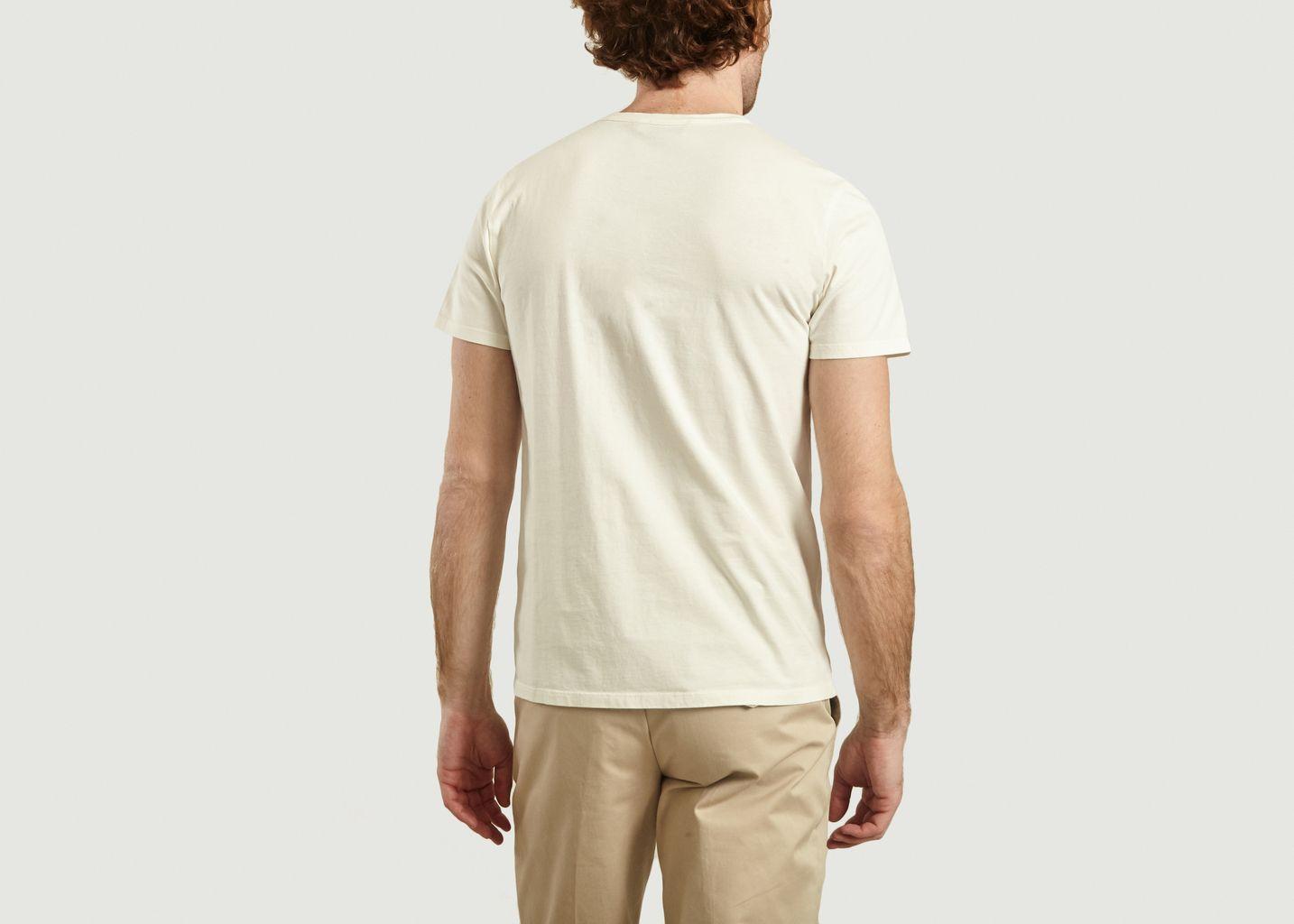T-Shirt Signature - Maison Kitsuné