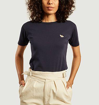 T-shirt logotypé renard