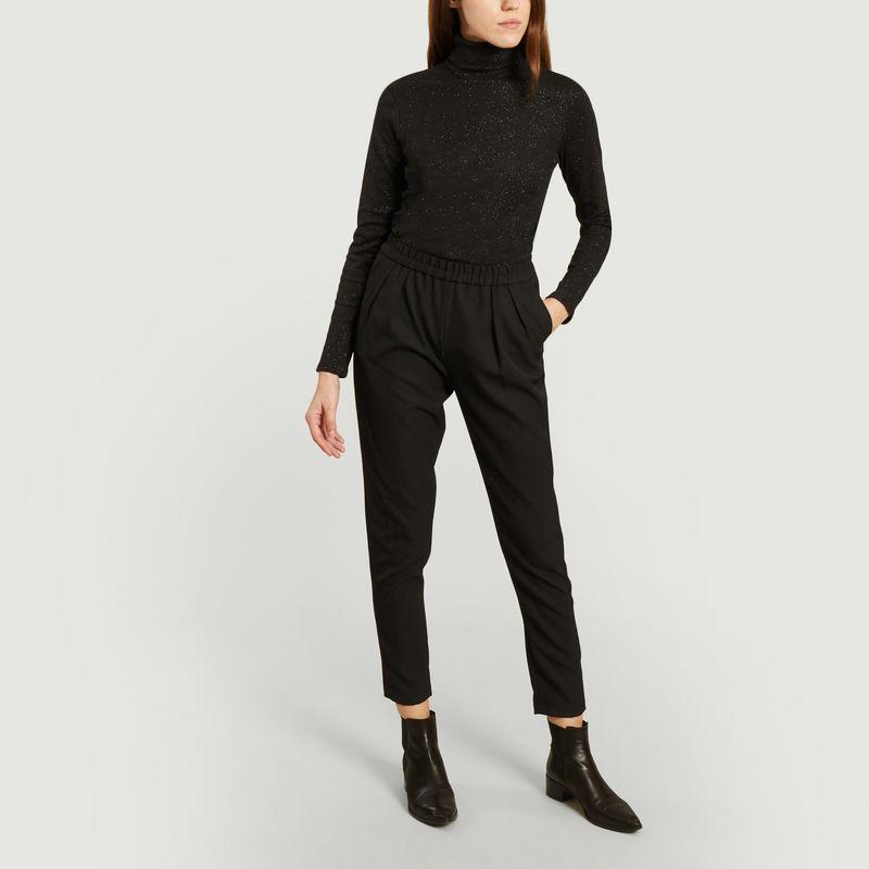 Pantalon taille élastiquée Jena - Maison Kitsuné