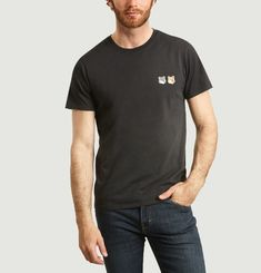 Unisex fox t-shirt