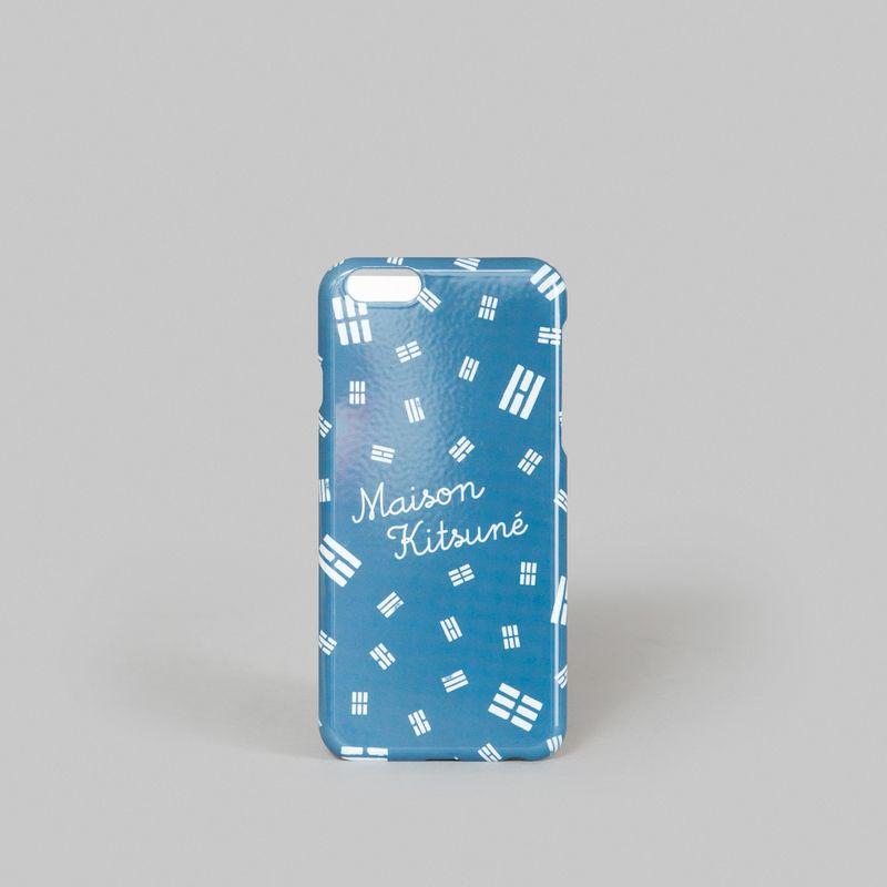 Coque Trigramme iPphone 6 - Maison Kitsuné