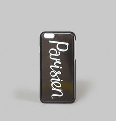 iPphone 6 Parisien Phone Case