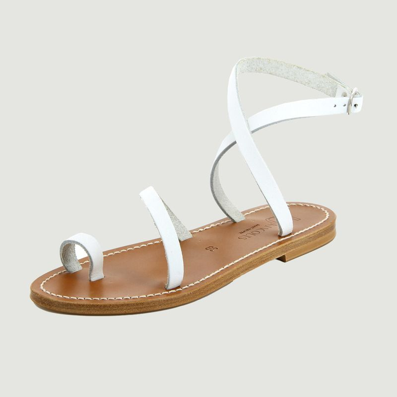 Sandales en cuir Loki - K Jacques