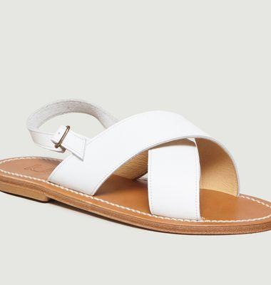 Sandales En Cuir Suédé Osorno
